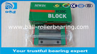 HGH15CA Linear Guide Bearings , Linear Sliding Bearing 15x34x28mm
