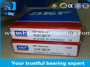 NJ 204M Cylindrical Roller Bearings , Double Row / Single Row Roller Bearing
