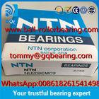 C3 Clerance Brass Cage NTN NU209EMC3 Cylindrical Roller Bearing