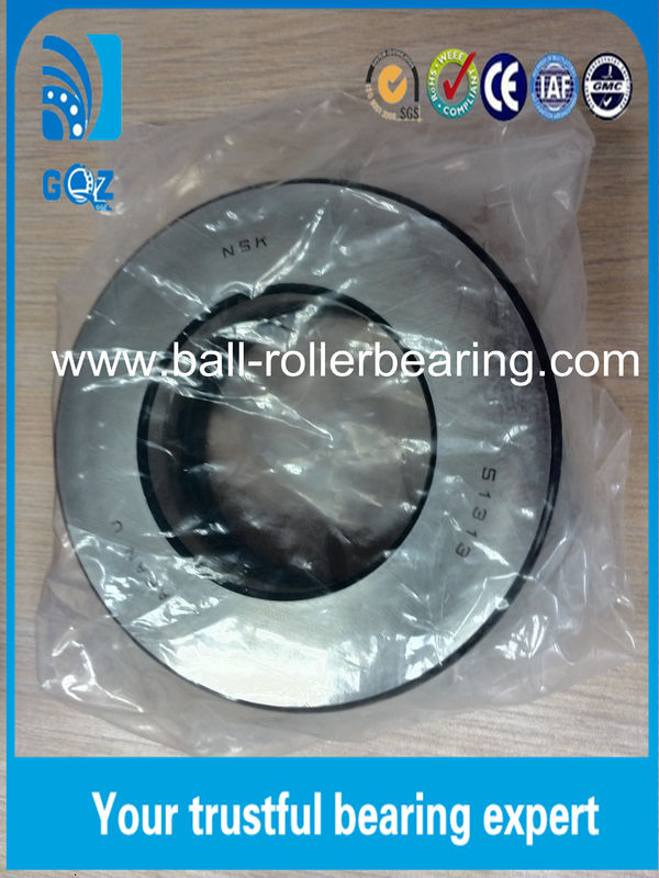 51307 Deep Groove Thrust  Ball Bearing With Flat Housing Locating Washer