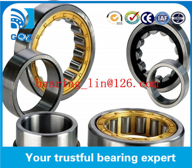 Insulated Four Row Cylindrical Roller Bearing / Rolling Mill Bearing Wear Resistant