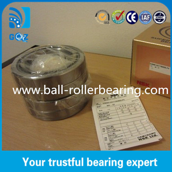 7010CTYNSULP4 High Precision Bearings For Machine Tool 50x80x16 mm