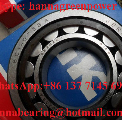 BC1-0312 Air Compressor Bearing Cylindrical Roller Bearing 25x52x15mm