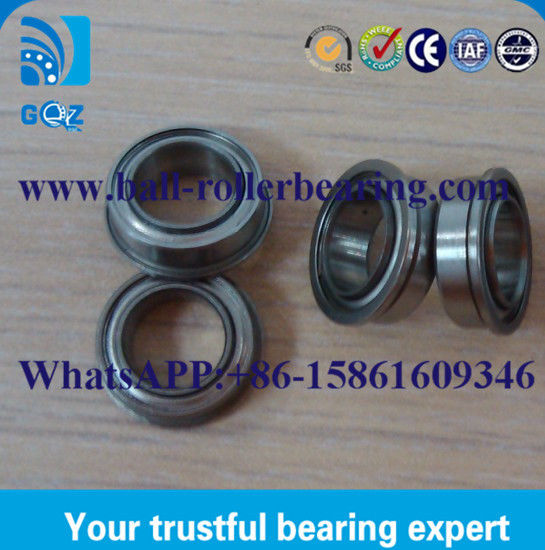 Material GCr15 Automotive Bearings With Extended Inner Race FRW1810ZZ