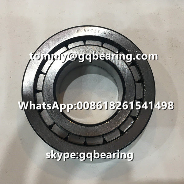 F-56718.NUP Full Complement Cylindrical Roller Bearing for Hydraulic Pump 40x80x23mm