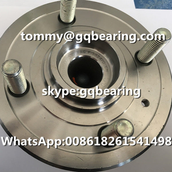 Gcr15 Steel Material FAG F-582470.2  PA66-GF25 Wheel Hub Bearing Units for JAC A35 Rear Wheel with 5 nut