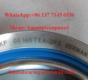 La manutenzione normale sferica del cuscinetto del tessuto dell'acciaio/PTFE di GE 140 TXA-2LS libera 140x210x90mm